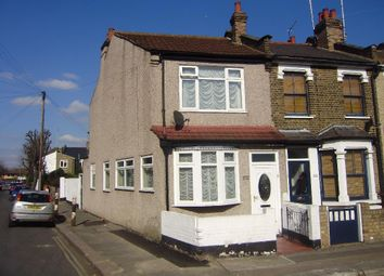 Thumbnail 3 bedroom end terrace house for sale in St. John's Road, London
