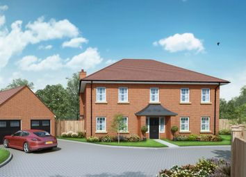 "Thumbnail 5 bed detached house for sale in ""The Kensington"" at Grange Road, Chalfont St. Peter, Gerrards Cross"
