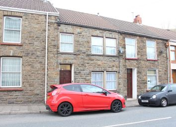 Thumbnail 3 bed terraced house to rent in Aberllechau Road, Porth