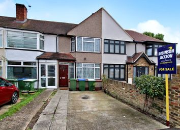 2 bed terraced house for sale in Ramillies Road, Sidcup, Kent DA15