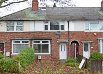 Thumbnail 3 bed terraced house for sale in Burlington Avenue, York