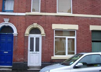 Thumbnail 4 bed property to rent in Ward Street, Derby