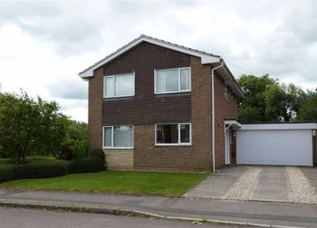 Thumbnail 4 bedroom detached house for sale in Eastmere, Swindon