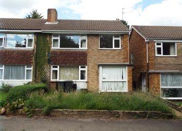 Thumbnail 2 bed maisonette for sale in Sunningdale, Luton, Bedfordshire