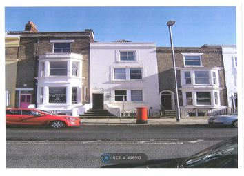 Thumbnail 1 bed flat to rent in Hampshire Terrace, Southsea