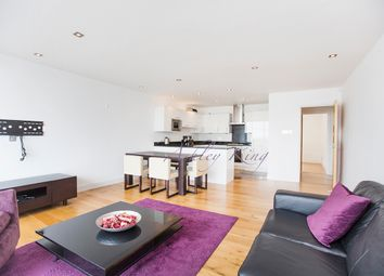 Thumbnail 2 bed flat for sale in City Harbour, 8 Selsdon Way, London