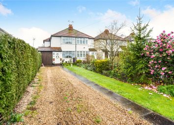 Thumbnail 3 bed semi-detached house for sale in St. Lukes Road, Old Windsor, Windsor, Berkshire