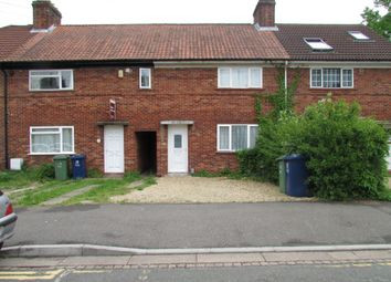 Thumbnail 4 bed terraced house to rent in Valentia Road, Headington, Oxford
