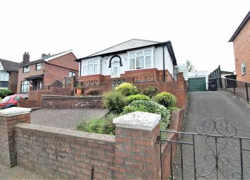 Thumbnail 3 bed detached bungalow for sale in Bradleys Lane, Wallbrook, Bilston
