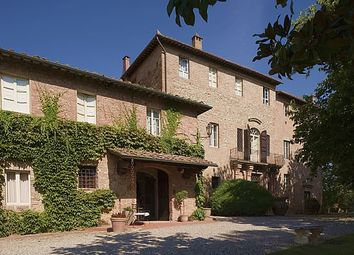 Thumbnail 20 bed villa for sale in Chianti Classico, Tuscany, Italy