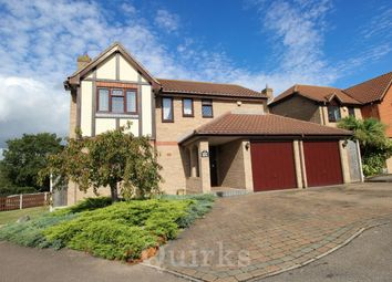 4 bed detached house for sale in Sweet Briar Drive, Laindon, Basildon SS15