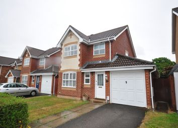 Thumbnail 3 bed detached house to rent in Aubrey Close, Hayling Island