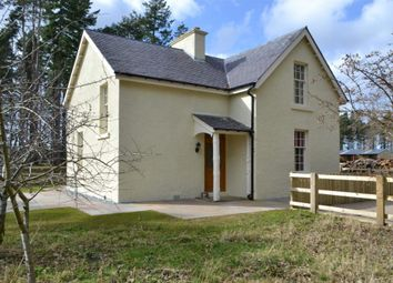 Thumbnail 2 bed detached house to rent in Woodmans Cottage, Blervie House Estate, Rafford