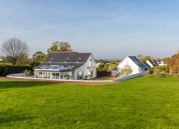 Thumbnail 5 bed detached house for sale in Rue De La Cache, St. Andrew, Guernsey