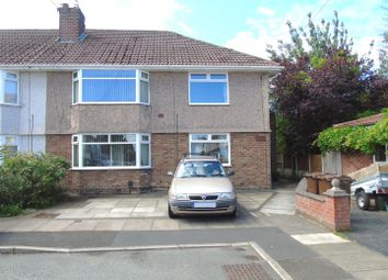 Thumbnail 2 bed flat for sale in Bleasdale Avenue, Aintree, Liverpool