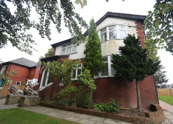 Thumbnail 4 bed detached house to rent in Bury Old Road, Prestwich, Manchester