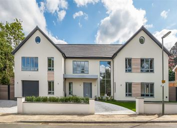 Thumbnail 5 bed detached house for sale in Saxonbury Gardens, Long Ditton, Surbiton
