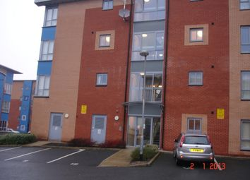Thumbnail 2 bedroom flat to rent in Craggs Row, Next To University, Preston, Lancashire
