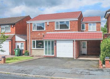 Thumbnail 4 bed detached house for sale in Firs Close, Marlbrook, Bromsgrove