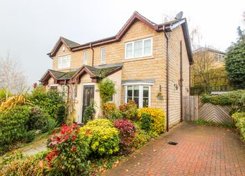 Thumbnail 3 bed semi-detached house for sale in Lower Royd, Honley, Holmfirth