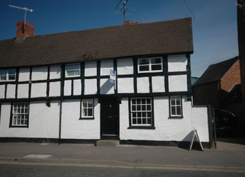Thumbnail 2 bed end terrace house to rent in Cross Street, Tenbury Wells