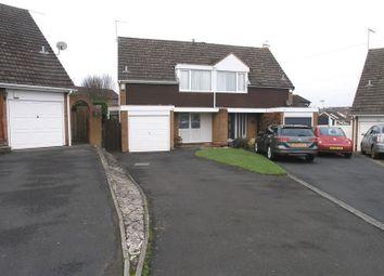 Thumbnail 3 bed semi-detached house for sale in Stourbridge, Norton, Belbroughton Road