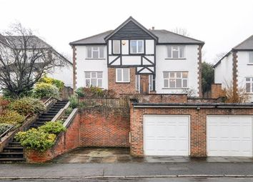 Thumbnail 5 bed detached house for sale in Brancaster Lane, Purley, Surrey