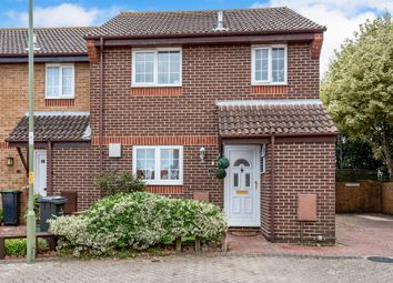 Thumbnail 3 bed semi-detached house for sale in Salerno Drive, Gosport