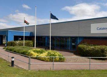 Thumbnail Light industrial to let in Unit 103, Deeside Industrial Park, Tenth Avenue, Deeside, Flintshire