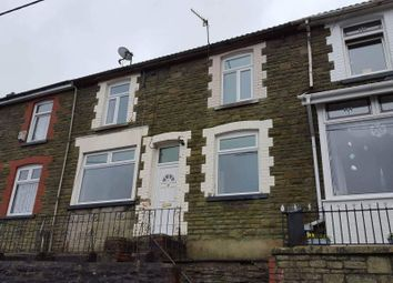 Thumbnail 3 bed terraced house to rent in Darran Terrace, Ferndale, Ferndale