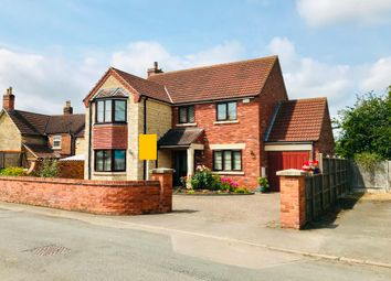 Thumbnail 4 bed detached house for sale in Burgins Lane, Waltham On The Wolds, Melton Mowbray