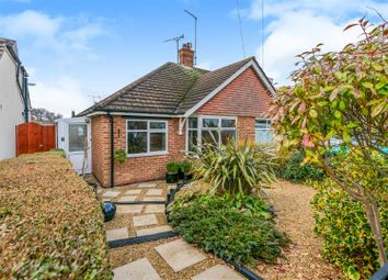 Thumbnail 2 bed semi-detached bungalow for sale in Templar Drive, Kingsthorpe, Northampton