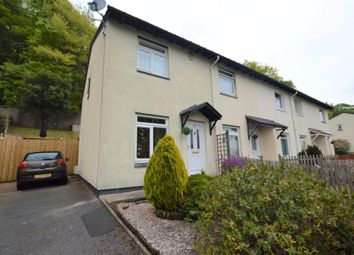 Thumbnail 2 bedroom end terrace house for sale in Wordsworth Close, Chelston, Torquay, Devon