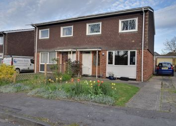 Thumbnail 3 bed semi-detached house for sale in Romany Close, Letchworth Garden City, Hertfordshire