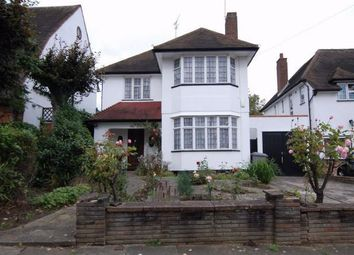 Thumbnail 4 bed detached house to rent in Pebworth Road, London