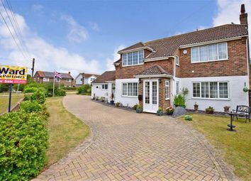 Thumbnail 4 bed detached house for sale in Madeira Road, Littlestone, Kent