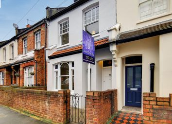 Thumbnail 3 bed terraced house to rent in Claybrook Road, Hammersmith, London