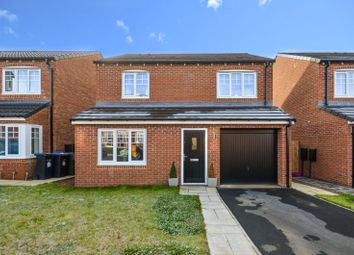 Thumbnail 3 bed detached house for sale in 30 Lord Close, Middlesbrough