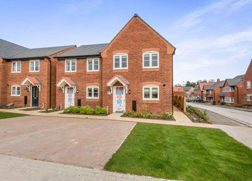 Thumbnail 3 bed semi-detached house for sale in Iris Rise, Cuddington, Northwich