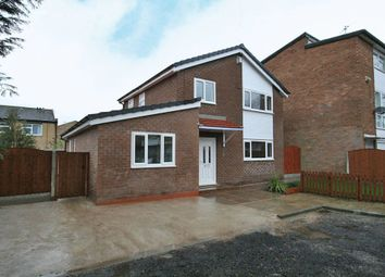Thumbnail 3 bed detached house for sale in Dean Bank Avenue, Manchester