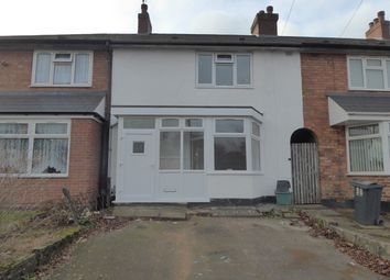 Thumbnail Terraced house for sale in St Heliers Road, Birmingham