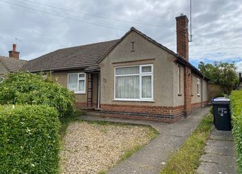 Thumbnail 2 bed semi-detached bungalow for sale in Rawley Crescent, Duston, Northampton