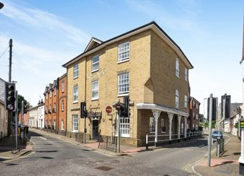 Thumbnail 1 bedroom flat for sale in Cromer Road, North Walsham