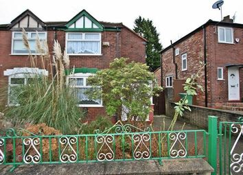 Thumbnail 3 bed semi-detached house for sale in Eastleigh Road, Prestwich, Manchester