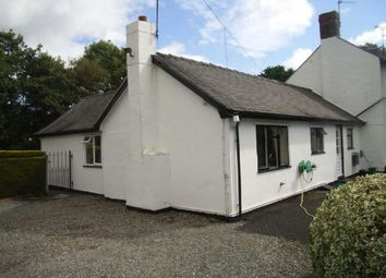 Thumbnail 2 bed semi-detached bungalow to rent in 1 Pentre House, St Martins, Oswestry
