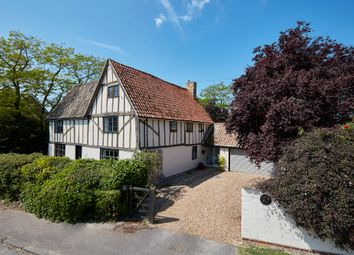 Thumbnail 5 bed detached house for sale in Low Road, Burwell, Cambridge
