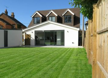 Thumbnail 4 bed detached house for sale in Incredible Contemporary Home, Berkshire