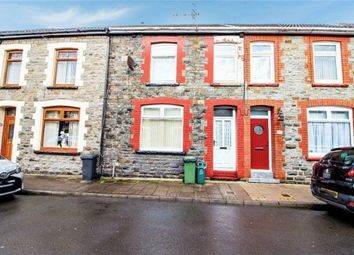 Thumbnail 3 bed terraced house for sale in Arnold Street, Mountain Ash, Mid Glamorgan