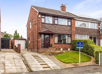 Thumbnail 3 bedroom semi-detached house for sale in Alvanley Close, Wigan