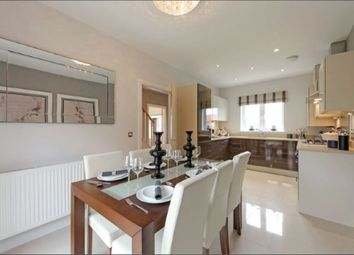 Thumbnail 3 bed detached house for sale in Sherborne Fields, Basingstoke, Hampshire